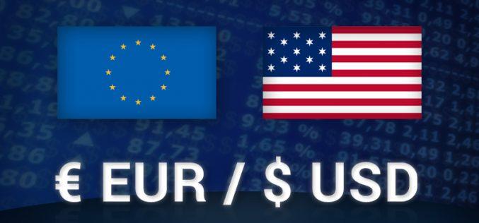 Jelang Pidato Draghi, EURUSD Potensi Melemah